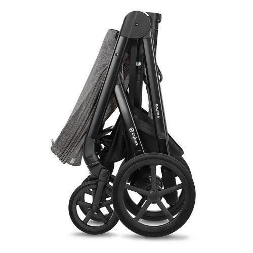 Wózek spacerowy Cybex Balios S kolor Manhattan Grey