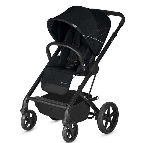 Wózek spacerowy Cybex Balios S kolor Lavastone Black