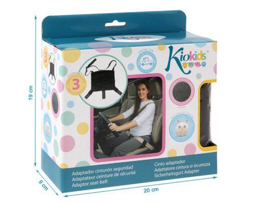 Adapter dla kobiet w ciąży do pasów samochodowych KioKids