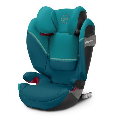 Fotelik samochodowy Cybex Solution S-fix 15-36 kg, River Blue