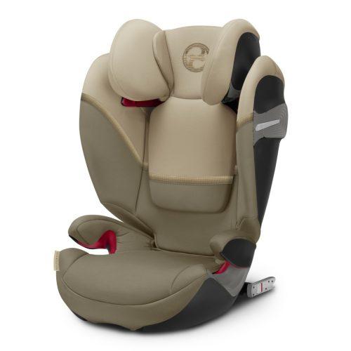 Fotelik samochodowy Cybex Solution S-fix 15-36 kg, Classic Beige