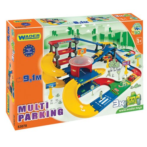 Multi parking Wader Kid Cars trasa 9,1m 53070