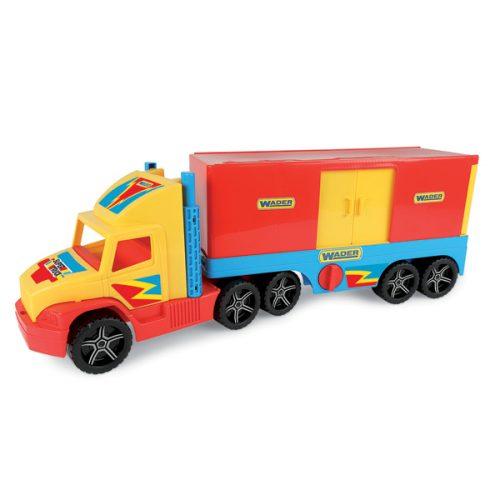 Duży tir kontener Super Truck Wader 36510