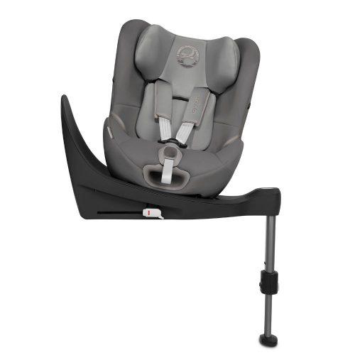 Fotelik samochodowy Cybex Sirona S i-Size 4*ADAC, 0-18 kg kolor Granite Black