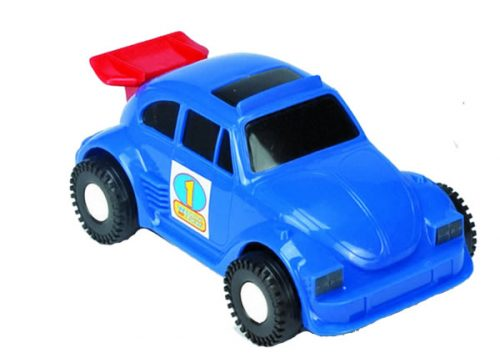 Wader Color Cars samochód auto 37082 niebieskie 22cm