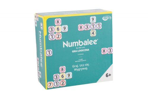 Logiczna gra dla dzieci i rodziców Numbalee Dumel DD90542