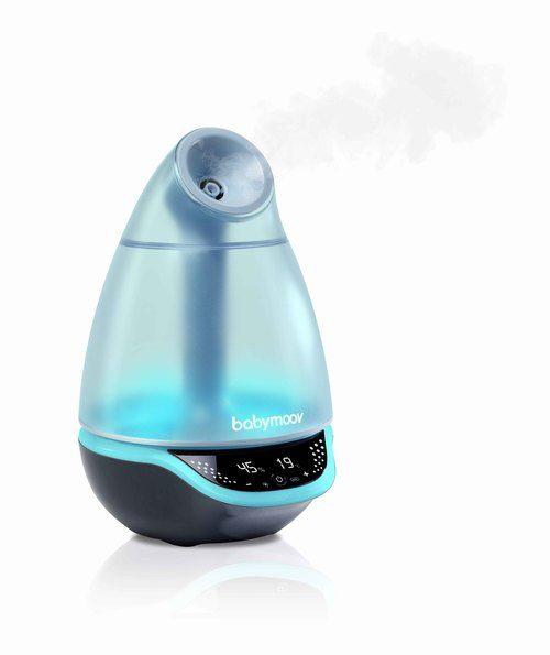 Nawilżacz powietrza Babymoov Hrygro + elektroniczny panel