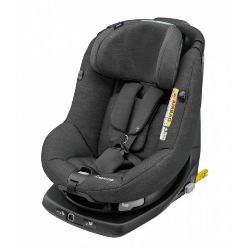 Fotelik samochodowy Maxi Cosi AxissFix i-Size z funkcją obrotu 360 stopni, kolor Nomad Black