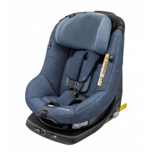 Fotelik samochodowy Maxi Cosi AxissFix i-Size z funkcją obrotu 360 stopni, kolor Nomad Blue