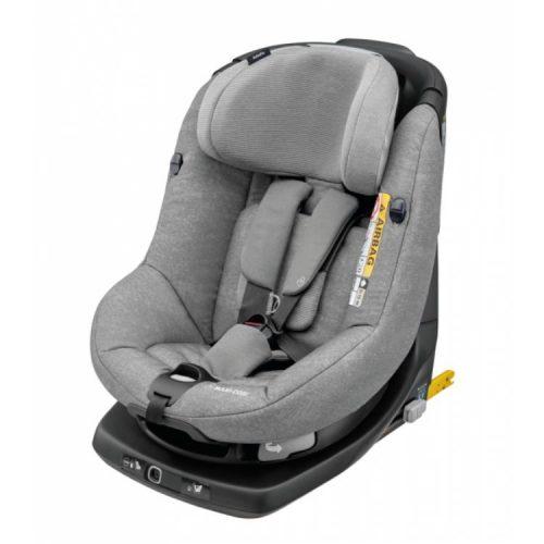 Fotelik samochodowy Maxi Cosi AxissFix i-Size z funkcją obrotu 360 stopni, kolor Nomad Grey