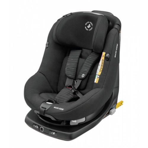 Fotelik samochodowy Maxi Cosi AxissFix i-Size z funkcją obrotu 360 stopni, kolor Scribble Black