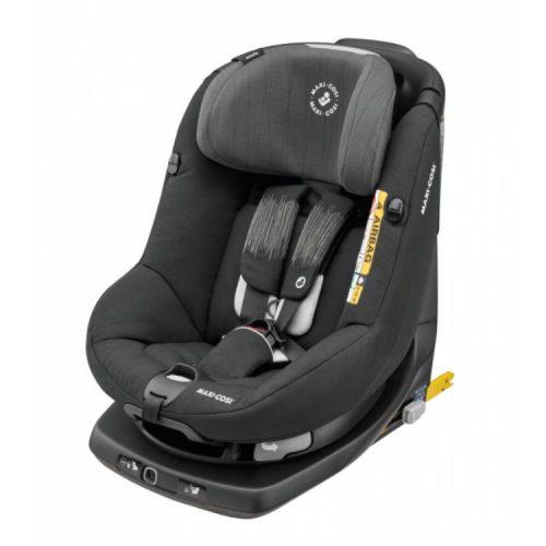 Fotelik samochodowy Maxi Cosi AxissFix i-Size z funkcją obrotu 360 stopni, kolor Frequency Black