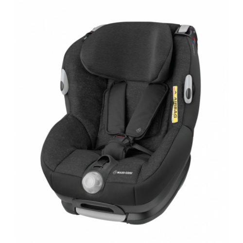 Fotelik samochodowy Maxi Cosi Opal 0-18 kg - montaż przodem lub tyłem do kierunku jazdy kolor Nomad Black