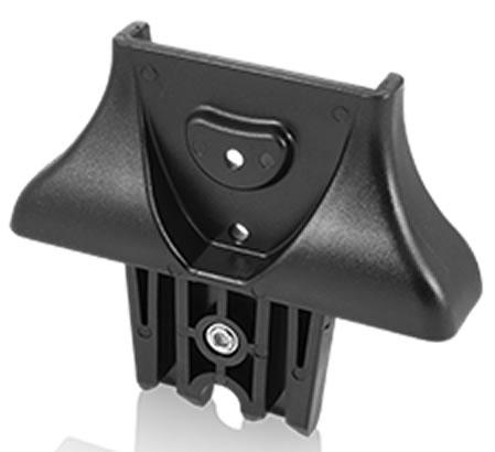 Adapter do montażu fotelika samochodowego Carlo na wózkach Adamex, Bebetto, Camarello