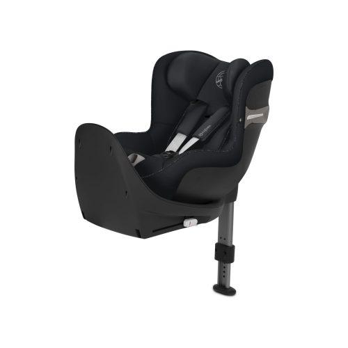 Fotelik samochodowy Cybex Sirona S i-Size 4*ADAC, 0-18 kg kolor Urban Black