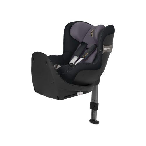 Fotelik samochodowy Cybex Sirona S i-Size 4*ADAC, 0-18 kg kolor Premium Black