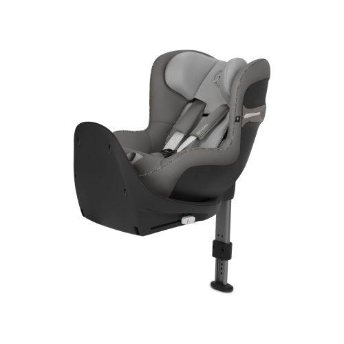 Fotelik samochodowy Cybex Sirona S i-Size 4*ADAC, 0-18 kg kolor Manhattan Grey