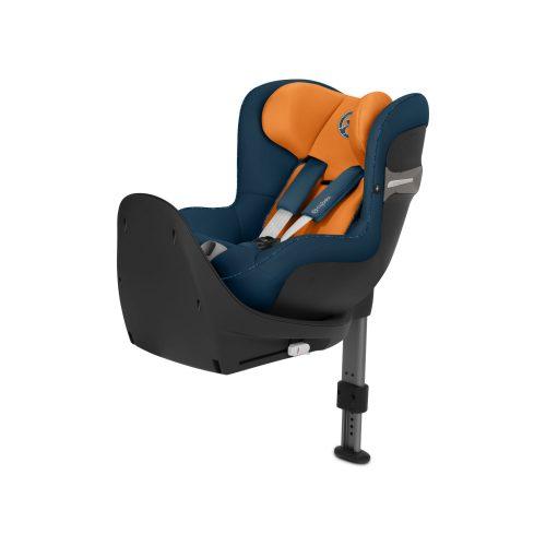 Fotelik samochodowy Cybex Sirona S i-Size 4*ADAC, 0-18 kg kolor Tropical Blue