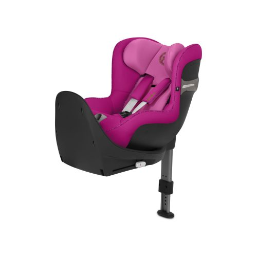 Fotelik samochodowy Cybex Sirona S i-Size 4*ADAC, 0-18 kg kolor Fancy Pink