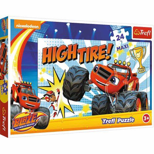 Trefl Puzzle maxi 24el. Blaze: Zwycięzcy