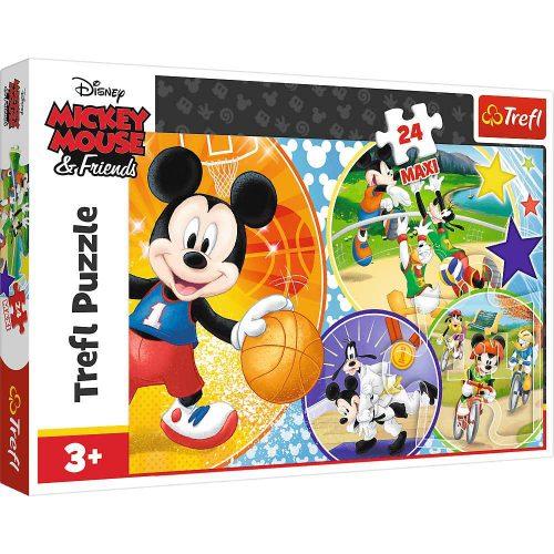 Trefl Puzzle maxi 24el. Czas na sport!