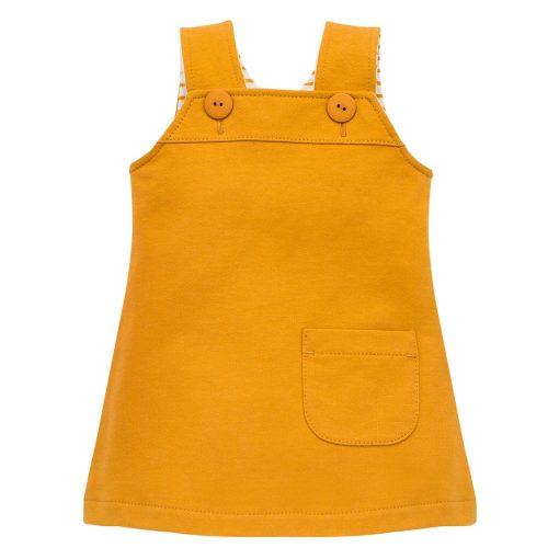 Pinokio Nice Day sukienka dla dziecka 80 Żółte