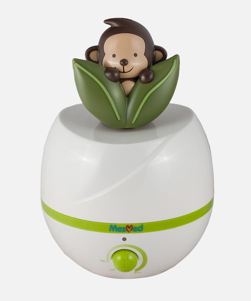 Ultradźwiękowy nawilżacz powietrza Mesmed Małpka figlarka MM - 765