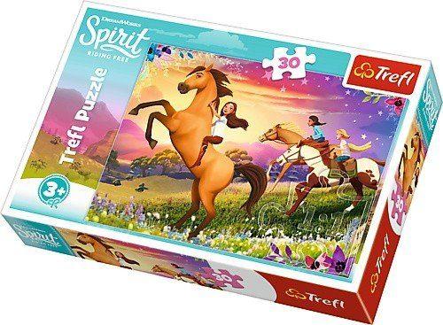 Trefl Puzzle 30el. Spirit Duch Wolności