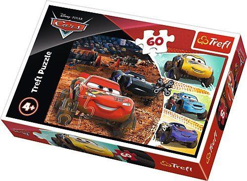 Trefl Puzzle 60el. Zygzak McQueen