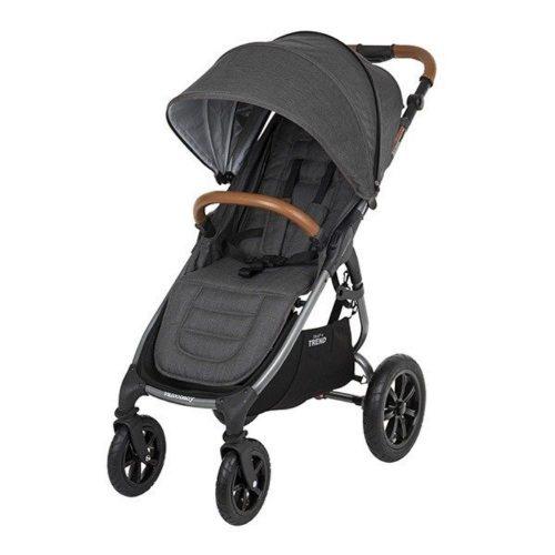 Wózek spacerowy Valco Baby Snap 4 Trend Sport kolor Charcoal