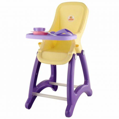 Krzesełko do karmienia dla lalek Baby