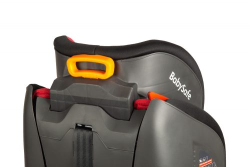 Fotelik samochodowy Baby Safe Corso isofix 9-36 kg, kolor Szaro Czarny