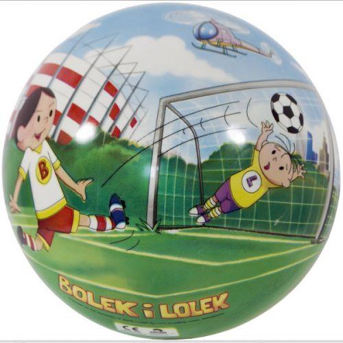 Dmuchana piłka Bolek i Lolek średnica 15 cm