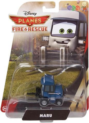 Samoloty filmowe Fire and rescue z bajki Disneya Samoloty Planes BDB91 Maru wózek widłowy