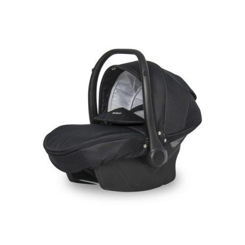 Fotelik samochodowy 0-13 kg do wózka Riko Swift Neon