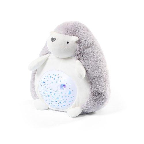Przytulanka dla niemowląt z projektorem - lampka nocna Jeż Hugo