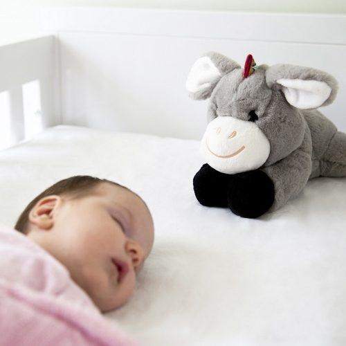 Szumiący Osiołek Don Zazu szumiąza maskotka dla niemowląt
