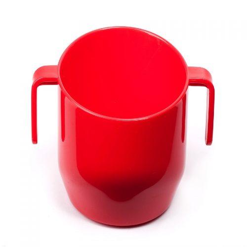 Doidy Training Cup kubek treningowy 200ml czerwony