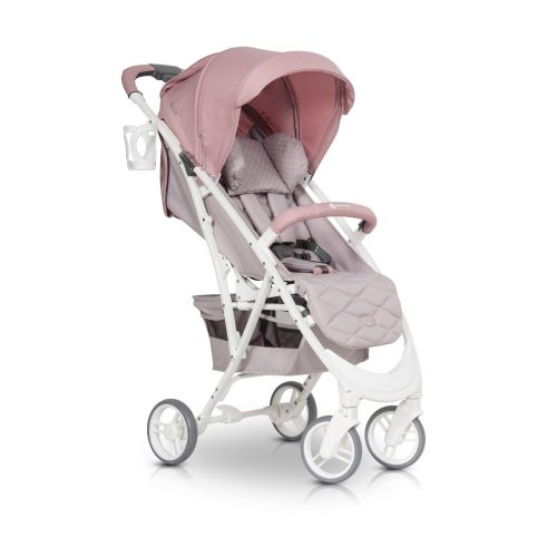 Wózek spacerowy Euro Cart Volt Pro do 22 kg, kolor Powder Pink