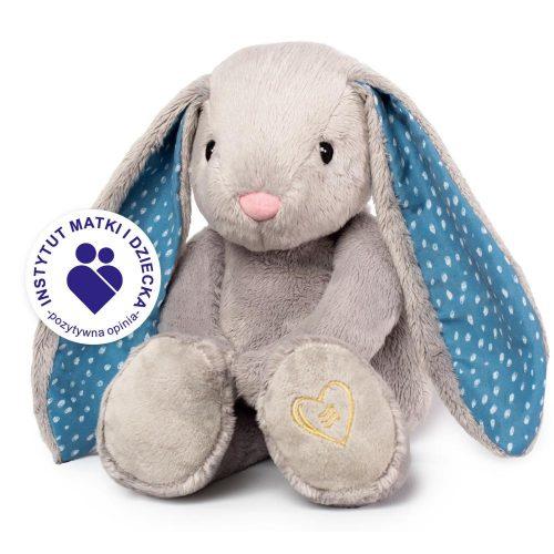 Szumiąca zabawka przytulanka WhisBear królik Felek Cry Sensor