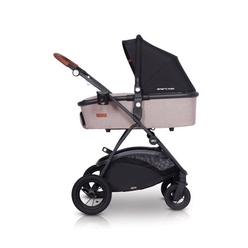 Gondola Smart Fold do wózka spacerowego EasyGo Optimo Air kolor Sand