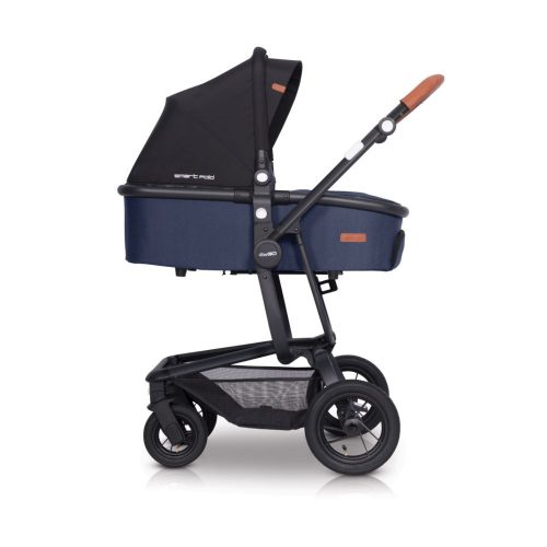 Gondola Smart Fold do wózka spacerowego EasyGo Soul Air kolor Denim
