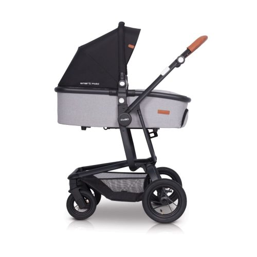 Gondola Smart Fold do wózka spacerowego EasyGo Soul Air kolor Grey Fox