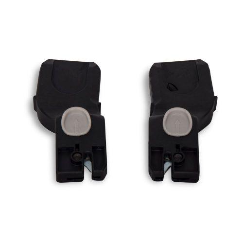Adaptery umożliwiające wpięcie fotelika 0-13 na stelaż wózka EasyGo Soul Air
