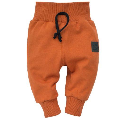 Pinokio leginsy dla dziecka Bears Club 74 Brąz