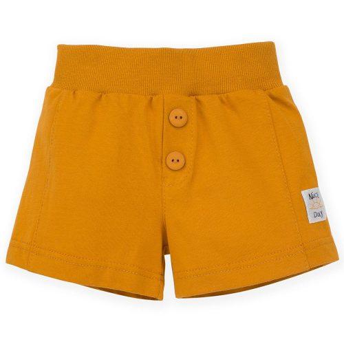Pinokio krótkie spodenki Summer Nice Day 98 Żółty