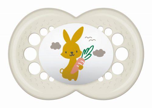 Mam Baby uspokajający smoczek Oryginal 16+  beżowy królik
