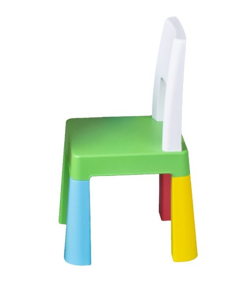 Krzesełko dla dziecka do stolika Multifun Tega Baby Multicolor