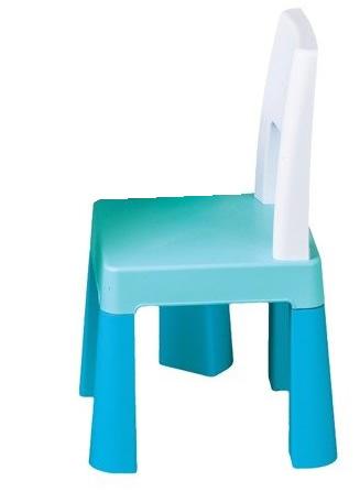 Krzesełko dla dziecka do stolika Multifun Tega Baby turkus