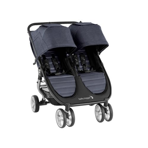 Bliźniaczy wózek spacerowy Baby Jogger City Mini 2 Double kolor Carbon